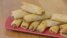 Arda'nın Mutfağı - Labneli Rulo Börek Tarifi - Labneli Rulo Börek Nasıl Yapılır?
