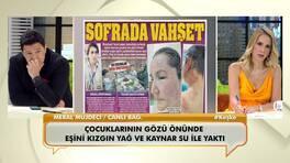 Eşi tarafından kaynar su ile yakılan kadının şikayetçi olmadığı iddia edildi!