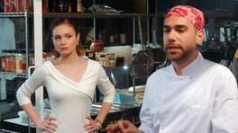 Fırat, Naz'ın restoranında işe başlıyor!