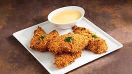 Arda'nın Mutfağı - Fırında Tavuk Şinitzel Tarifi - Fırında Tavuk Şinitzel Nasıl Yapılır?