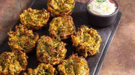 Arda'nın Mutfağı - Muffin Mücver Tarifi - Muffin Mücver Nasıl Yapılır?