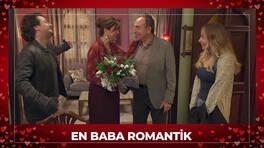 En baba romantik Rıza Baba!