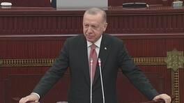SON DAKİKA: Cumhurbaşkanı Erdoğan, Azerbaycan Milli Meclisi'ne hitap ediyor