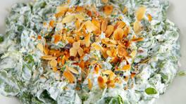 Arda'nın Mutfağı - Semizotlu Yaz Salatası Tarifi - Semizotlu Yaz Salatası Nasıl Yapılır?