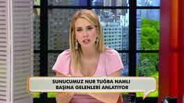 Nur Tuğba Namlı gözyaşlarıyla isyan etti!