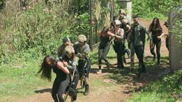 Siyah takım kaçırıldı!