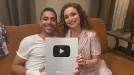 Aşkın Tarifi Youtube kanalı 100 bin aboneyi gecti!