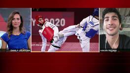 Milli Sporcu Hakan Reçber bronz madalya serüvenini anlattı