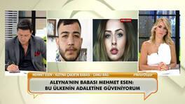 Aleyna Çakır'ın babası Mehmet Esen canlı yayında isyan etti!
