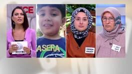 3,5 yaşındaki Aras'ı babası mı kaçırdı?