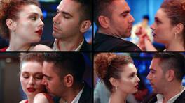 Naz ve Fırat'ın tango gecesi