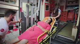 Nilgün Hanım neden hastaneye kaldırıldı?