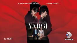 """Kanal D'nin yeni dizisi """"Yargı""""nın afişi yayınlandı!"""