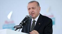 Son dakika... Cumhurbaşkanı Erdoğan, Mersin'de açıkladı: 2023'ün Mayıs ayında tamamlanacak