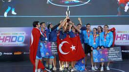 Türkiye, HADO Avrupa Şampiyonu oldu!
