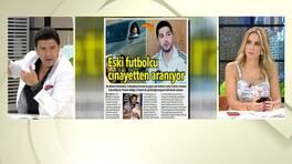 Eski futbolcu Sezer Öztürk'ün adı cinayete karıştı!