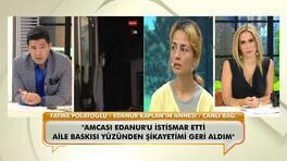 Eda Nur'un annesi canlı yayında ilk kez o iddialara yanıt verdi!