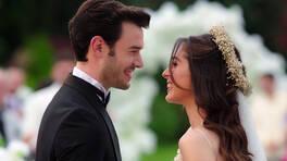Ve mutlu son! Ada ile Bora evlendi!