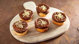 Arda'nın Mutfağı - Çikolatalı Hindistan Cevizli Tartölet - Çikolatalı Hindistan Cevizli Tartölet Tarifi - Çikolatalı Hindistan Cevizli Tartölet Nasıl Yapılır?