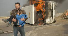 Dostlar Mahallesi 2. Bölümünde; Metin, yanan arabadan çocuk kurtarıyor! Dostlar Mahallesi 3. Bölüm Fragmanı yayınlandı mı?