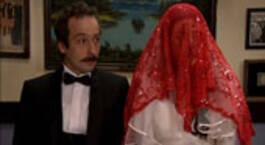 İzmarit ve Fehime evlendi