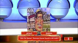 ''Atla Gel Şaban'' filminde Kemal Sunal'ın adı nedir?