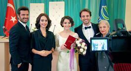 Tuğba ve Cem gizlice evlendi!