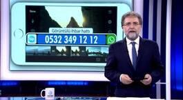 Ahmet Hakan'la Kanal D Haber Whatsapp İhbar Hattı