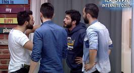 Kemal ve Emre arasındaki tartışma kavgaya dönüştü! - İnternet Özel