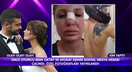 Berk Oktay'a sosyal medya şoku!