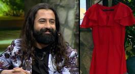 Kırmızı elbisenin sırrı ne?