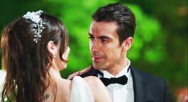Aslı ile Ferhat'tan muhteşem düğün dansı!
