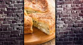 Peynirli Tencere Böreği