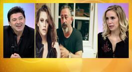 Serenay Sarıkaya'dan Cem Yılmaz'la ilgili aşk itirafı!