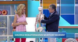 Omurga romatizmasının belirtileri nelerdir?