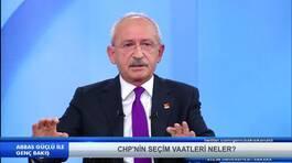 CHP'nin seçim vaatleri neler?