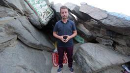 Fatih Savaş Kutsal Topraklarda - Kur'an-ı Kerim'in İndirildiği Hira Mağarası