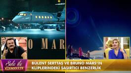 Bülent Serttaş ve Bruno Mars'ın klibindeki benzerlikler!