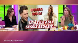 Aslı Enver ve Uraz Kaygılaroğlu arasında sürpriz aşk iddiası!