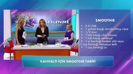 Taylan Kümeli'den kahvaltı için Smoothie tarifi!