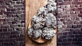 Arda'nın Mutfağı - Unsuz Çikolatalı Kurabiye
