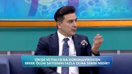 Koronavirüsten erkek ölüm sayısının fazla olma sebebi nedir?