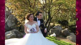 Neslihan'ın düğün fotoğrafları tartışma çıkardı!