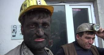 Bir madencinin bir günü nasıl geçiyor?