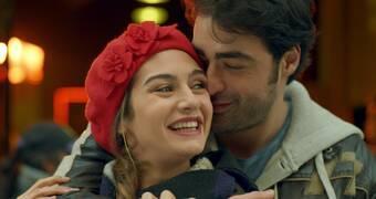 Sinem ve Ali'nin en romantik anları