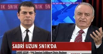 Sabri Uzun, Cüneyt Özdemir'e anlattı!