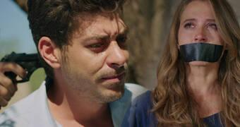Mustafa ve Zeliş'in zor anları!