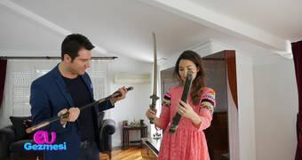 Murat Kurşun'un evinden çok özel fotoğraflar!