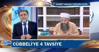 Ahmet Hakan Yorumluyor - Cübbeli Ahmet Hoca'nın sözleri