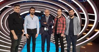 """""""Abbas Güçlü İle Büyük Oyun""""da beşinci haftanın finalisti seçildi!"""